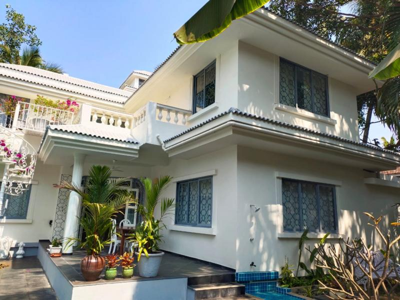 Samaara Villa with Private Pool